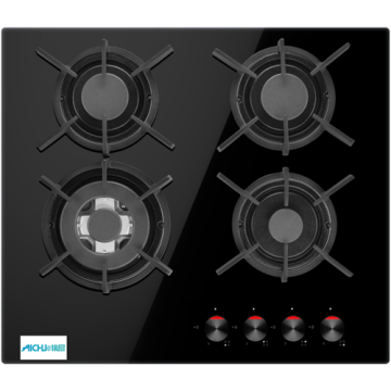 Solid Plate Electric Hob Glass Cooker Installation