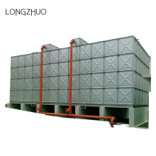 High Quality Galvanized Steel Module Water Tank