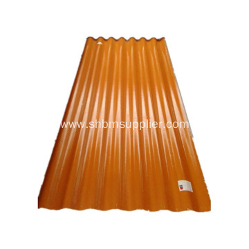 High Density Fireproof Sound Insulation Mgo Roofing Sheet