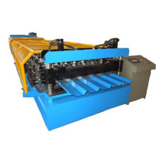 low price galvanized steel iron roofing sheet press machine
