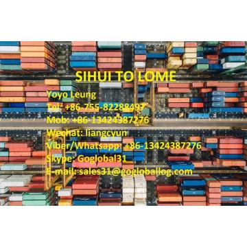 Best Quality for Break Bulk Sea Freight To Africa Zhaoqing Sihui Sea Freight to Togo Lome export to Indonesia Manufacturer