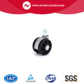 BIFMA standard 60mm hospital furniture caster