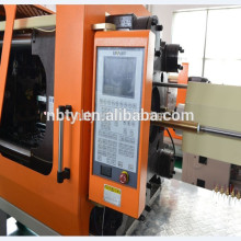 horizontal plastic pole making machine