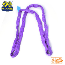 1T To 12T Round Sling Color Code Nylon Webbing Sling