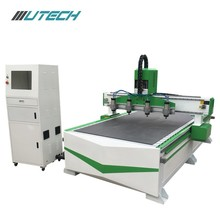 Leading for Woodworking Cnc Router,Wood Cnc Router,Woodworking Carousel CNC Router Manufacturer in China cnc woodworking router 1325 for metal engraving supply to China Taiwan Suppliers