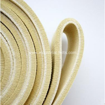 High Quality for Needle Endless Felt Belt Kevlar Felt Conveyor Belt for Aluminum Extrusion supply to France Manufacturers