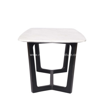Modern Concorde Marble Dining Table