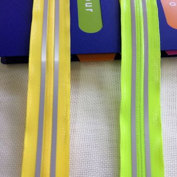 Various colour 10inch invisible zippers in bulk