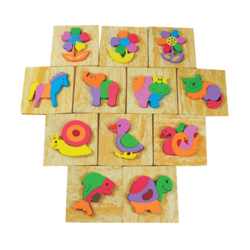eco-friendly eva foam puzzle toys kids jigsaw puzzle