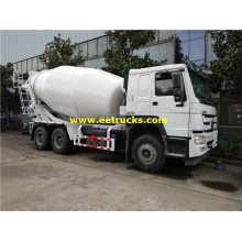 HOWO 14000L Ready Mixed Cement Trucks