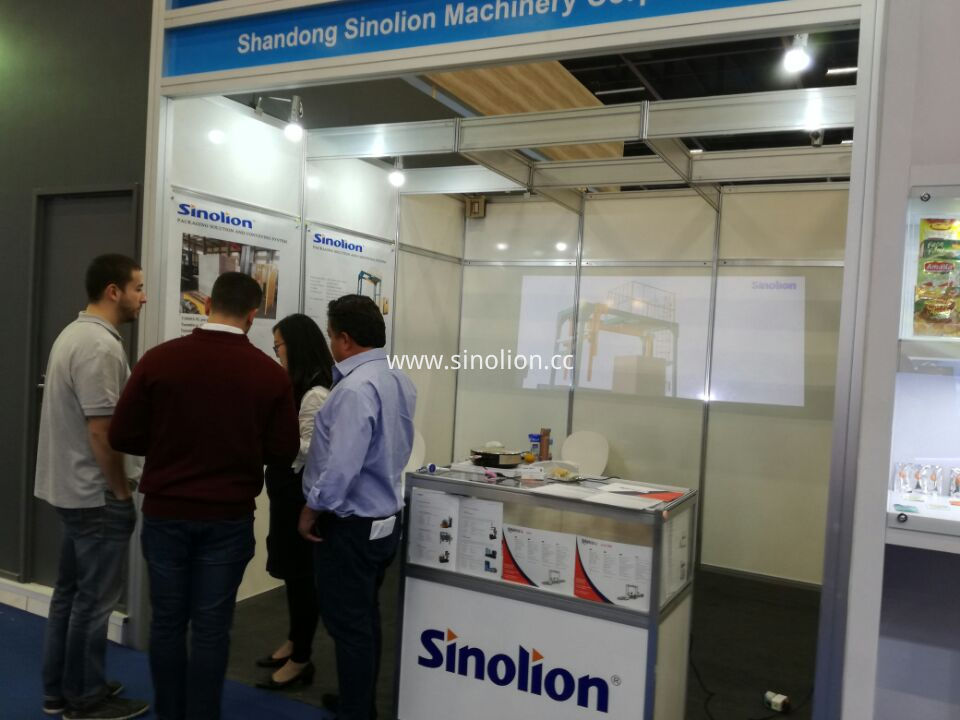 sinolion machinery