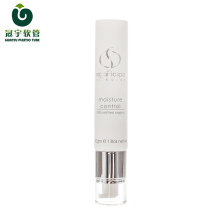 50ml cosmetic packaging plastic tube with pump cap
