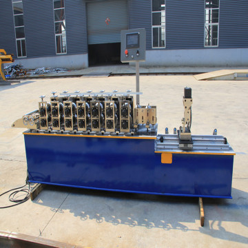 Metal roof keel cutting machine