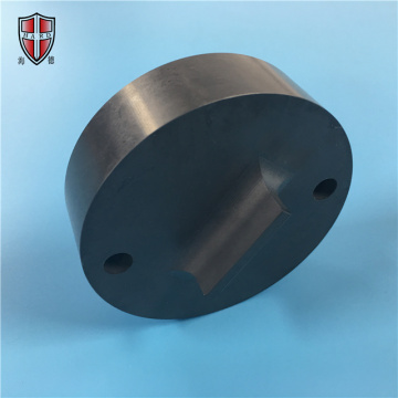 pressureless sintering SiC ceramic plate parts