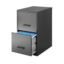 Office use metal vertical 2 drawer File Cabinet