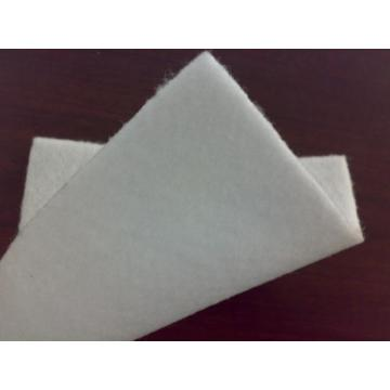 staple polyester and polypropylene needle-punched fabric