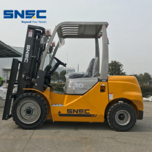 Diesel Forklift 3ton with Japanese Mitsubishi Engine