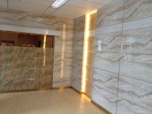 wood color high gloss uv panel