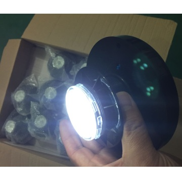 Solar Panel Lights with Motion Sensor