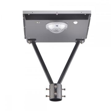25w square Solar Powered Disc Top Light