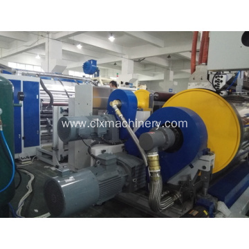 High Output PE Casting Stretch Film Machine