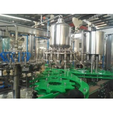 Juice Hot Liquid Filler Bottling Machine