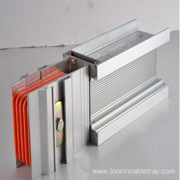 Sandwich Compact Copper Busbar/Bus Duct with ISO Certificate