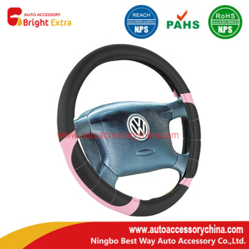 New Delivery for Premium Steering Wheel Covers Pink And Black Steering Wheel Cover supply to Palestine Exporter