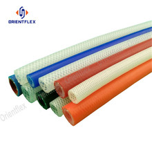 Translucent silicone braided coolant medical silicone tube