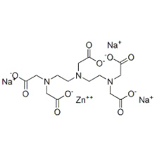 trisodium [N,N-bis[2-[bis(carboxylatomethyl)amino]ethyl]glycinato(5-)]zincate(3-) CAS 11082-38-5