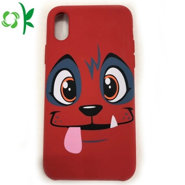 Hot Sell Custom Printed Silicone Cell Phone Cover