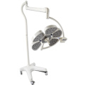 Mobile arm led surgical exam surgical light
