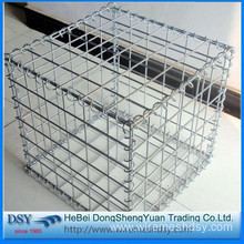 Galvanized or PVC Retaining Gabion Wall