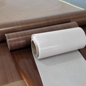 0.13mm PTFE Coated White Fabric