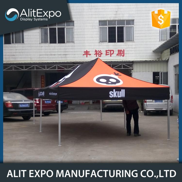 Pop up folding waterproof business marquee tent