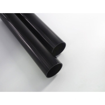 Black Anodized Aluminum Tube