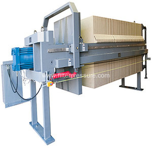 Professional Chamber Filter Press For Sales