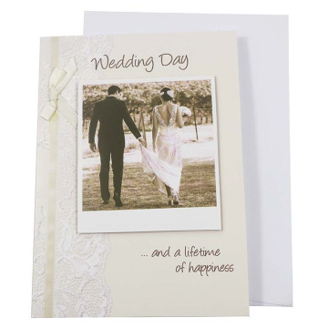 Cheap Wedding Inviting Card Holiday Greeting Card