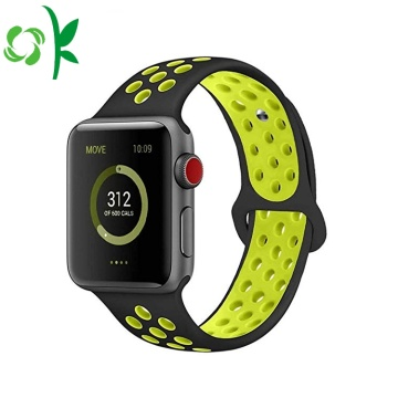 Double Color Newest Apple Watch Band Silicone 42mm/38mm
