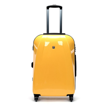 Fashion Universal Wheel Travel Trolley Hardside Luggage