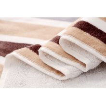 Hot sale for Turkish Hand Towels Cut Pile Yarn Dyed Stripe Towels export to France Supplier