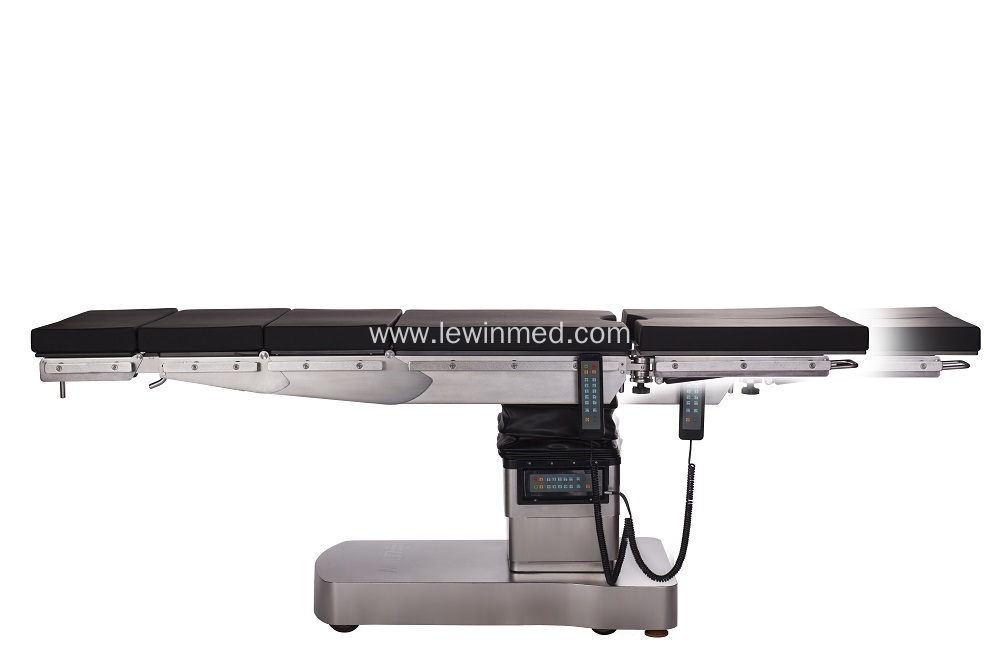 High Quality Battery Electricial Hydraulic Operating Table