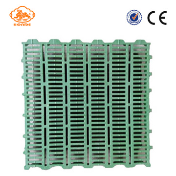 High Strength Plastic Slats Flooring For Pig
