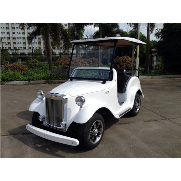 4 seaters luxury electric vintage car for sale