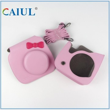Cute Bowknot Travel Camera Bag