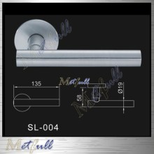 Top Quality Stainless Steel Front Door Handle