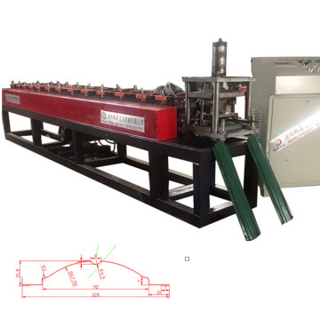 Full Automatic metal fence roll forming machine