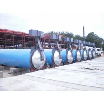 Φ2×31m AAC Autoclave Machine