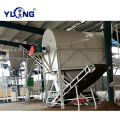 Wood Shavings Sieving Machine