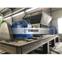Hard Drive twin shaft shredder Metal Recycling Plant